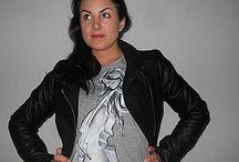 by Zuzy... Dáma / Ručne maľované tričká a a aj iné textilné vecičky vyrábam na objednávku.