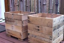 Plant box ideas
