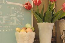 Spring Stuff / by Emily Hagenauer