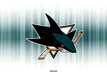 NHL featuring Sharks / by Debbie Cohen Smith
