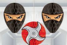 Party Luptatorii Ninja