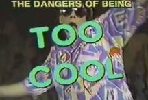 Cool & Grunge? / Cool kids & Alien creatures