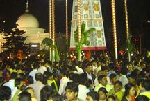 The Rath Yatra of Sri Sri Madan Mohan-Cooch Behar / During the Monarchy, the procession used to be headed by beautifully decorated elephants, followed by royal army, police teams, and police bands but with time, the procession has lost its glory but not the enthusiasm of the people. read on  https://goo.gl/JFL8OJ