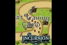 Incrusion Gamaplay / Incrusion Gamaplay