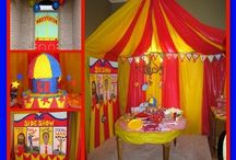 CARNIVAL / CIRCUS PARTY / by LisaDiva Carroccio