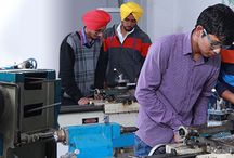 engineering college in punjab / All the engineering courses are keeping pace with the latest developments in engineering education.