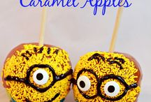 Minion Party Ideas // Michelle's Party Plan-It / Minion inspired party ideas.