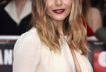 The beautiful Miss Elizabeth Olsen