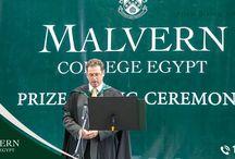 Prize giving ceremony / Malvern College Egypt