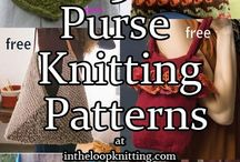 Knitting is my bag!