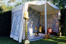 Tented / by The Stencil Library