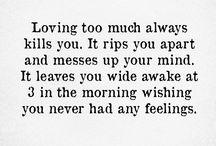 Lovelorn insomnia