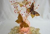 GLASS BOWL DECORATIONS
