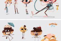 ori character design
