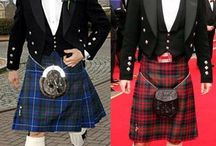 Delicious men in kilts.