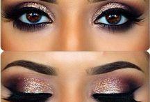 maquillaje noche p/ xv