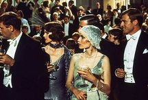 Roaring 20s / Go back to days of flappers and jazz with these creative party ideas.
