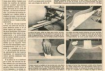 curvar madera