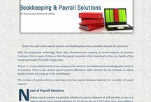 Best bookkeeping and payroll solutions