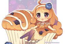 Anime - Food
