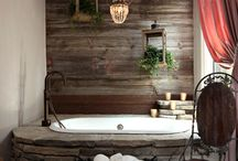 Bathrooms / by Diana Muse