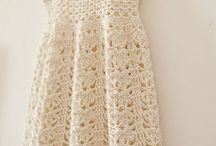 vêtements tricot crochet