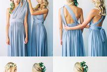 Fest kjolen ❤️ / Knyte muligheter