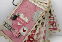 Cards & Crafts: Mini Albums / If it's a mini album, it's most likely pinned here.  Finished items, instructions etc - all will be pinned here...