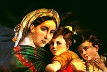 Madonna della Sedia (déposé O & H)