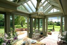 Garden Rooms & Conservatories / by Garden Design