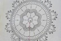 N A T A   4 / crochet motifs / / by Natela G