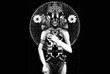 blackgrayink // works // digital illustration / digital illustration