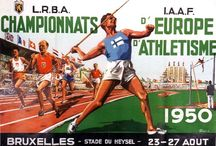 Sports Vintage Posters