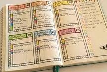 Bullet journal ideas ❤