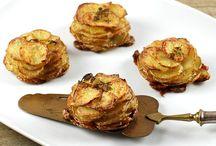 Kartoffel muffins