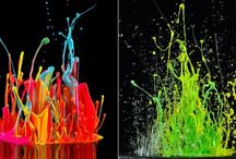 Splash of Life / creative moments in time...