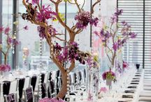 Luxe Centerpieces / Luxurious and detailed centerpiece designs for weddings and special events / by Wedding and Event Institute