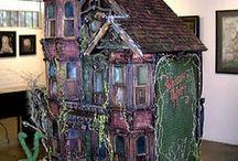 Haunted Dollhouse / by Fabulous  Cat Woman