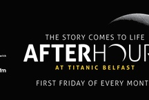 After Hours at Titanic Belfast / TITANIC Belfast in association with U105 is lighting up Friday nights in the city with an enhanced gallery experience, tapas dining offering and evening bar complete with live entertainment.  After Hours  offers an atmospheric experience in the amazing galleries that will include Titanic characters in period costume.  For more details, visit: www.titanicbelfast.com  Tel: +44 (0)2890 766 386; +44 (0)2890 766399 Email: welcome@titanicbelfast.com