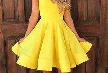 Dresses homecoming