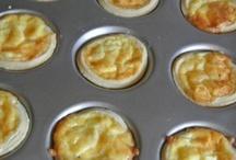 Recipes - Savouries, Snacks