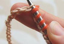 maglia - trucchi, consigli, traduzioni, simboli, metodi, ecc / by Mariellam