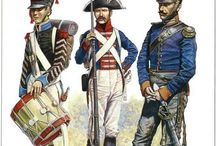 Prussian napoleonic uniforms