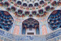 Uzbekistan / zabytki Azji