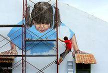 Ernest Georgetown Street Art