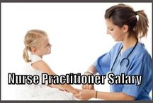 NURSE PRACTITIONER SALARY / There are different types of NPs but the most usual these days are Clinical Nurse Specialist, Pediatric Nurse Practitioner, Certified Nurse Midwife and also Family Nurse Practitioner. The average nurse practitioner salary could range from $80,000 to $106,000 a year but can still be further up or lesser depending on the location of technique, area as well as skill-set.