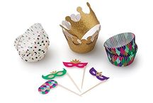 Mardi Gras Party Items / Celebrate Fat Tuesday with these Mardi Gras party items