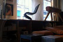 Deluxe loungechair, Verpan