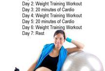 pregnant gym