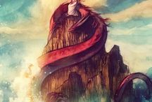 Once Upon An Illustration / A variety of illustrations from many different fairy tales and some illustrations that encompass/represent a variety of tales. (A few may be transferred to their own board eventually.) / by Gypsy Thornton